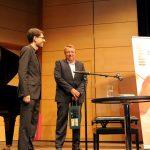 """Matinée """"Jazz und Poesie"""" mit Sebastian Sternal und Hanns-Josef Ortheil (Foto: © Kristina Schäfer)"""