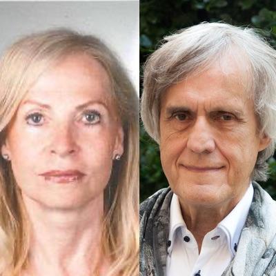 Ingrid Hanser-Strecker und Dr. Peter Hanser-Strecker